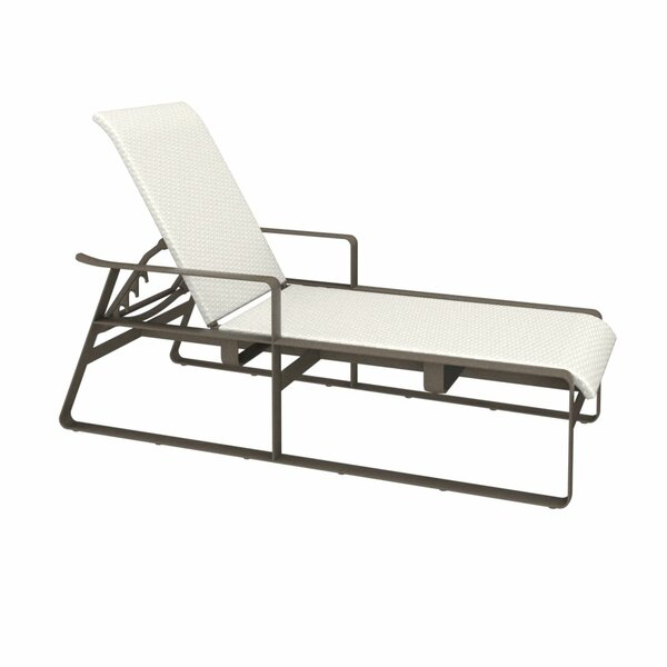 Samba Reclining Chaise Lounge by Tropitone