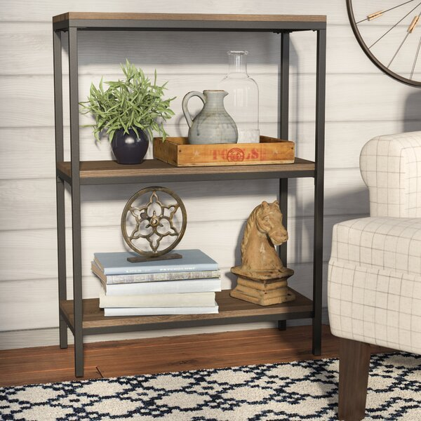 Forteau Standard Bookcase by Laurel Foundry Modern Farmhouse
