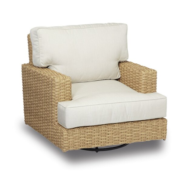 Leucadia Club Patio Chair with Cushion by Sunset West