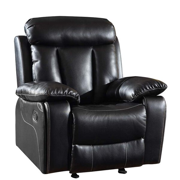 Trower Living Room Manual Recliner [Red Barrel Studio]