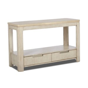 Crane Console Table by Rosecliff Heights