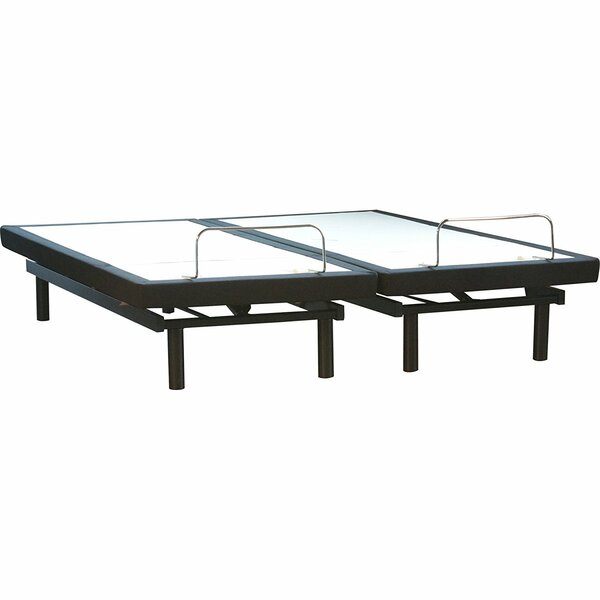 Sealy Posturepedic Adjustable Bed Reviews : Sealy ease adjustable base quot mattress foundation