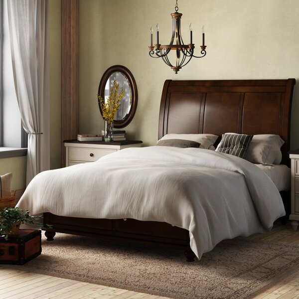 Garrick Storage Platform Bed by Birch Lane™ Heritage