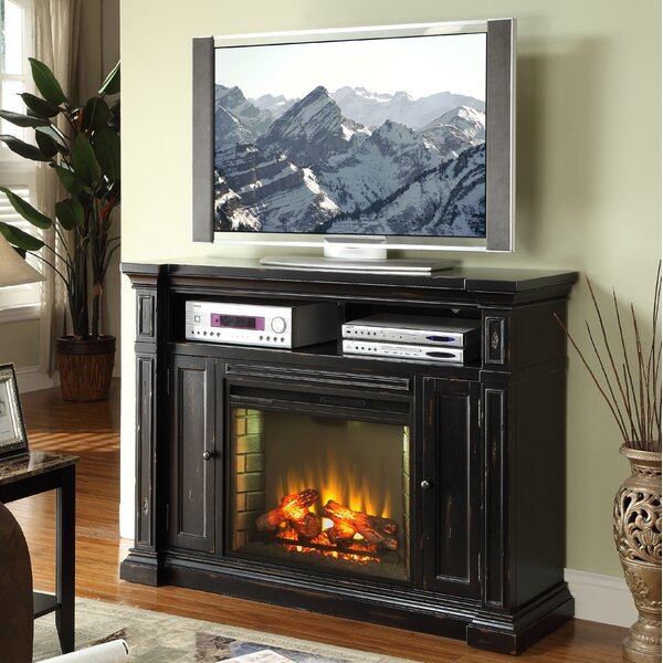 Manchester 58 TV Stand with Fireplace by Legends Furniture