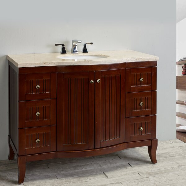 Zehr 48 Single Bathroom Vanity Set by House of Hampton