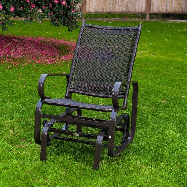 West Orange Glider Chair by Winston Porter