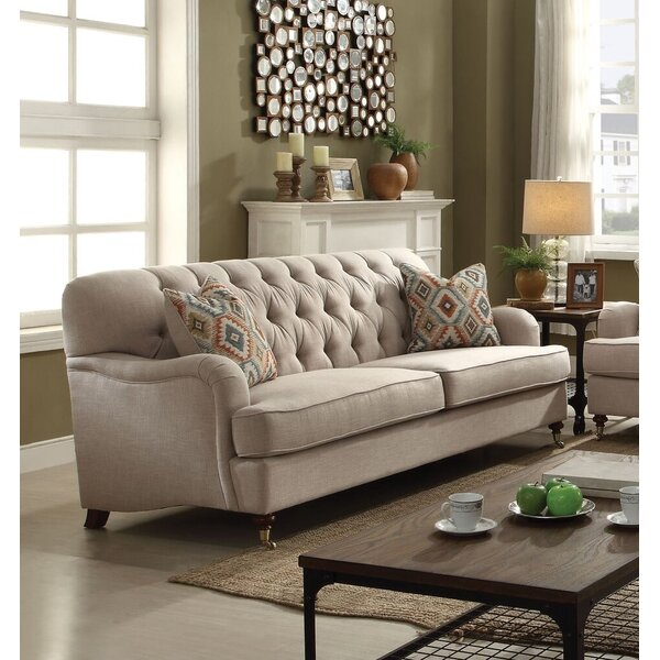 Valuable Shop Diep Sofa with Pillow by Darby Home Co by Darby Home Co