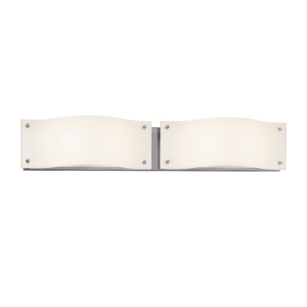 Ordway 2-Light Bath Bar by Latitude Run