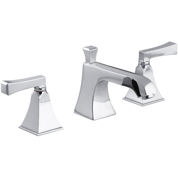 Memoirs® Widespread Bathroom Faucet with Drain Assembly by Kohler