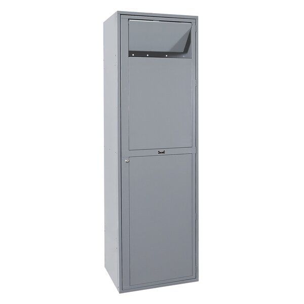Uniform Exchange 2 Tier 1 Wide Storage Locker by Hallowell