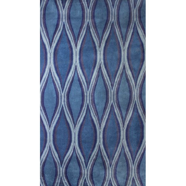 Barba Blue Area Rug by George Oliver