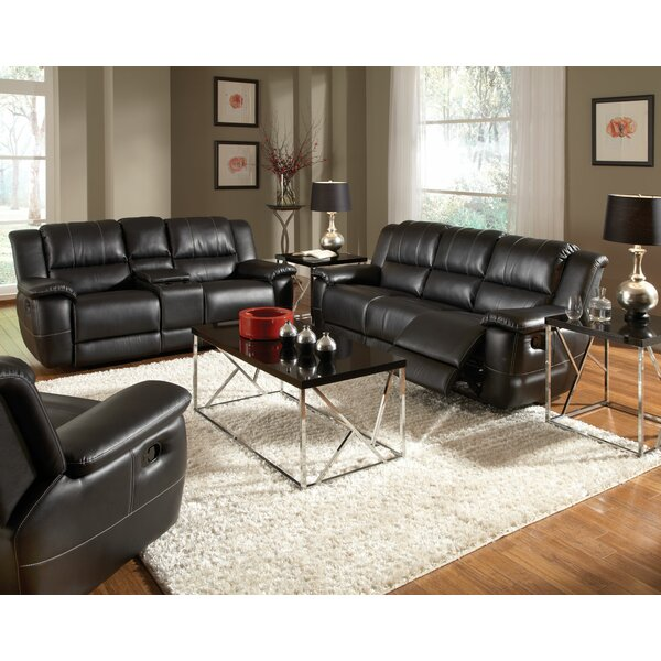 Robert Reclining Configurable Living Room Set by Wildon Home®
