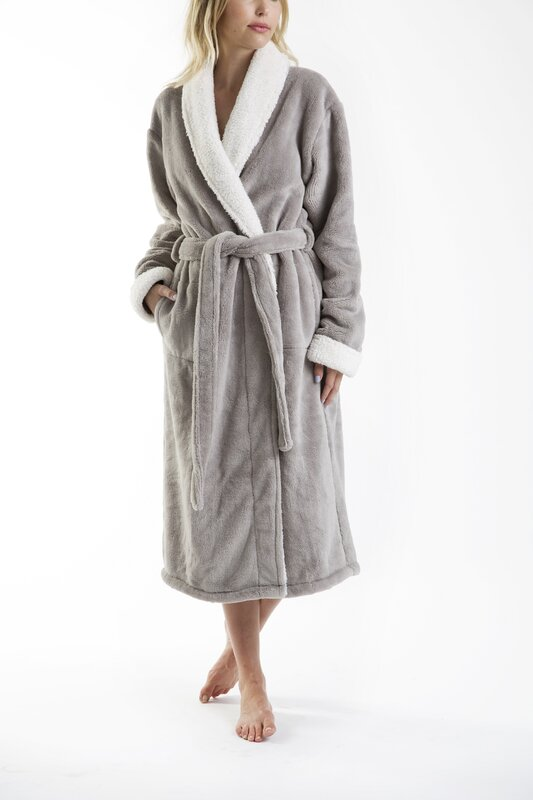 Patrie Sherpa Bathrobe
