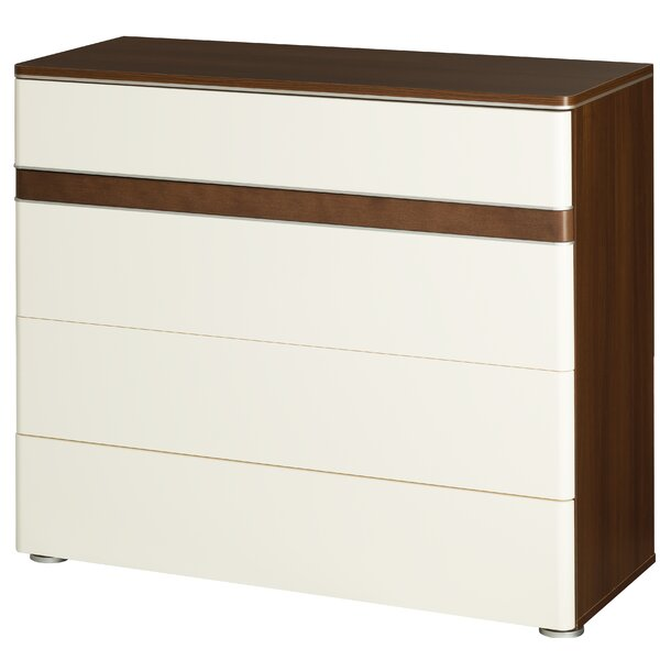 Rockmart 4 Drawer Dresser by Orren Ellis