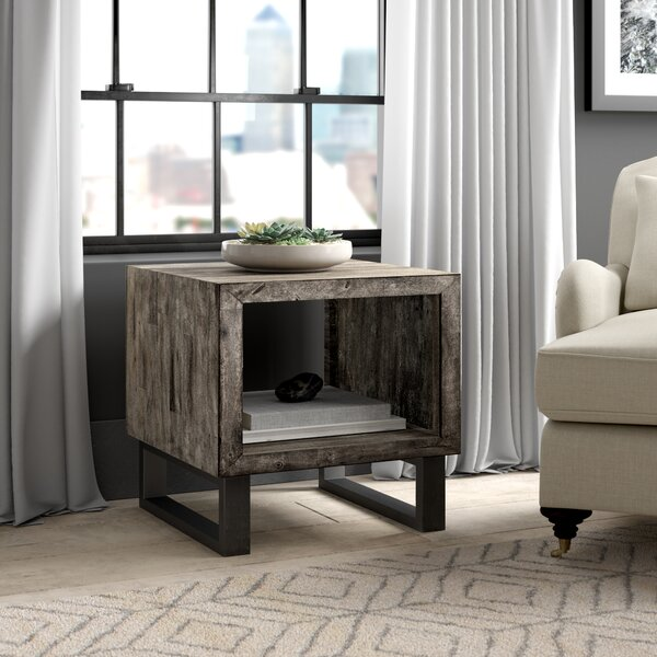 Chattooga End Table By Greyleigh