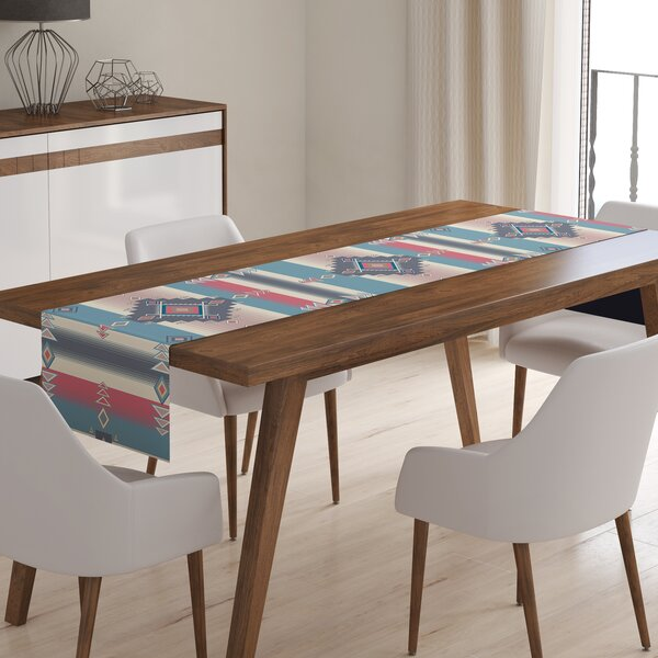 Gustavo Table Runner by Bungalow Rose