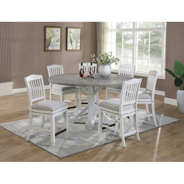 Thorsby 7 Piece Drop Leaf Dining Set By Gracie Oaks