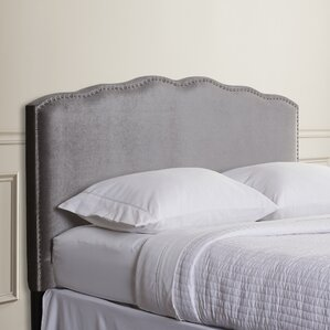 Demers Upholstered Panel Headboard by Willa Arlo Interiors