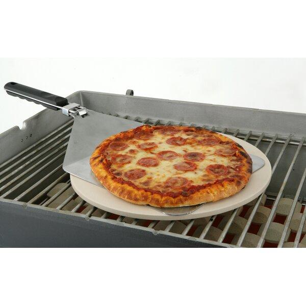Pizza Stone by Mr. Bar-B-Q