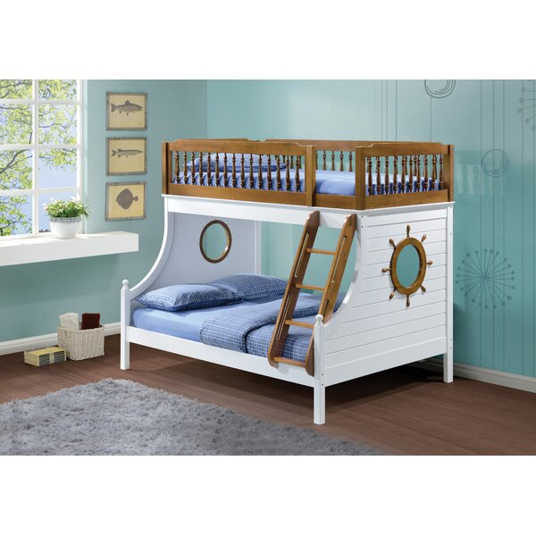 Lasater Twin Over Full Bunk Bed by Isabelle & Max