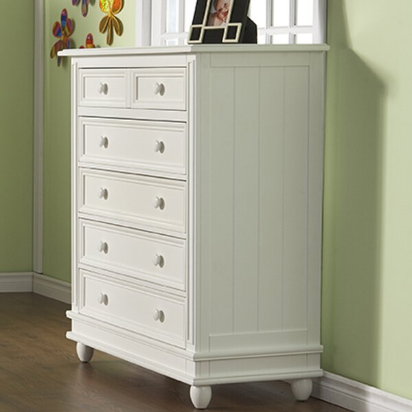Best Design Marina 5 Drawer Dresser By PALI Coupon