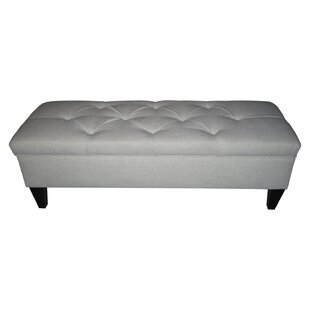 Potrero Upholstered Storage Bench