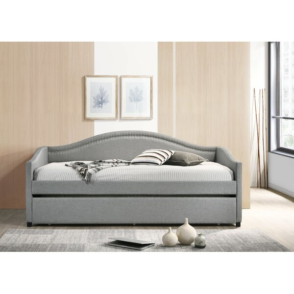 Folden Twin Daybed With Trundle By Winston Porter