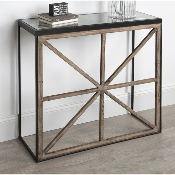 Thadine Modern Farmhouse Console Table By Gracie Oaks