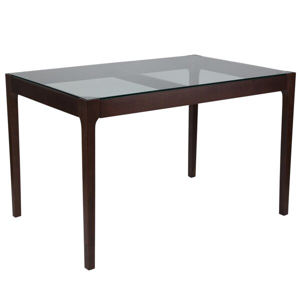 Fager Dining Table by Orren Ellis