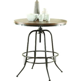 Alva 5-Piece Round Counter-Height Dining Set by Trent Austin Design