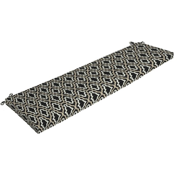 Trellis Outdoor Bench Cushion