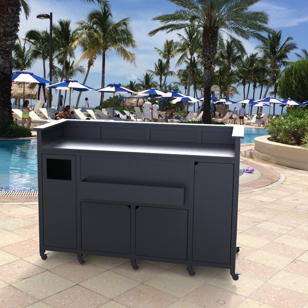 Classic Portable Bar by Arete