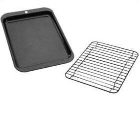 Compact Ovenware 10'' 2 Piece Bakeware Set by Nordic Ware