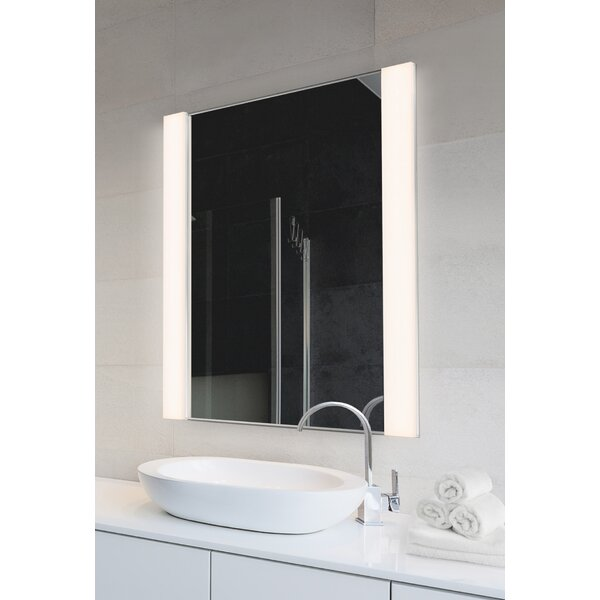 LED Vertical 2-Light Bath Bar by Sonneman