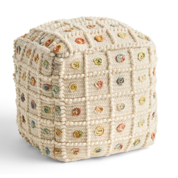 Stein Pouf by Bungalow Rose