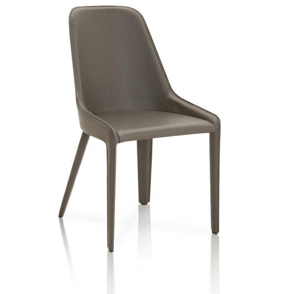 Finbar Bonded Upholstered Dining Chair by Brayden Studio