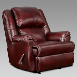 Rocker Manual Glider Recliner by Chelsea Home