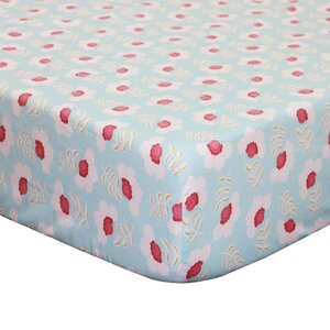 Mila Fitted Crib Sheet