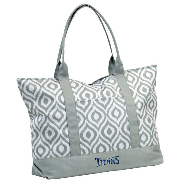 Ikat Picnic Tote Bag by Logo Brands