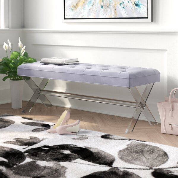 Avel Upholstered Bench by Willa Arlo Interiors