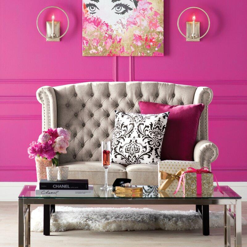Willa Arlo Interiors Danberry Coffee Table & Reviews | Wayfair