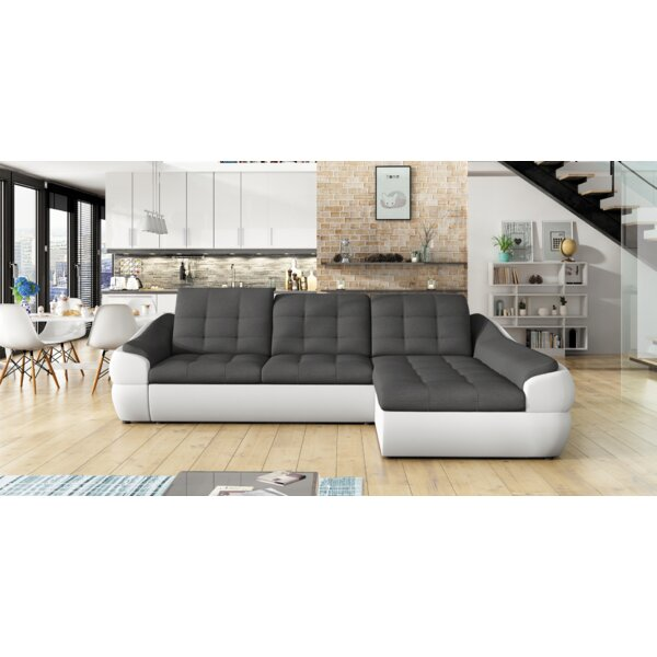 Melida Mini Sleeper Sectional by Latitude Run
