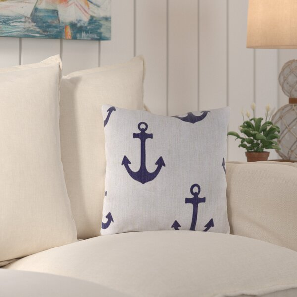 Truxton Outdoor Throw Pillow (Set of 2) by Breakwater Bay