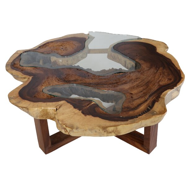 Hemphill Coffee Table by Loon Peak