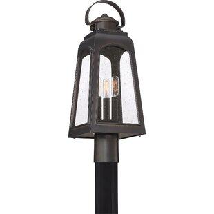 Shopping for Montgomery 3-Light 7.75 Post Light By Breakwater Bay