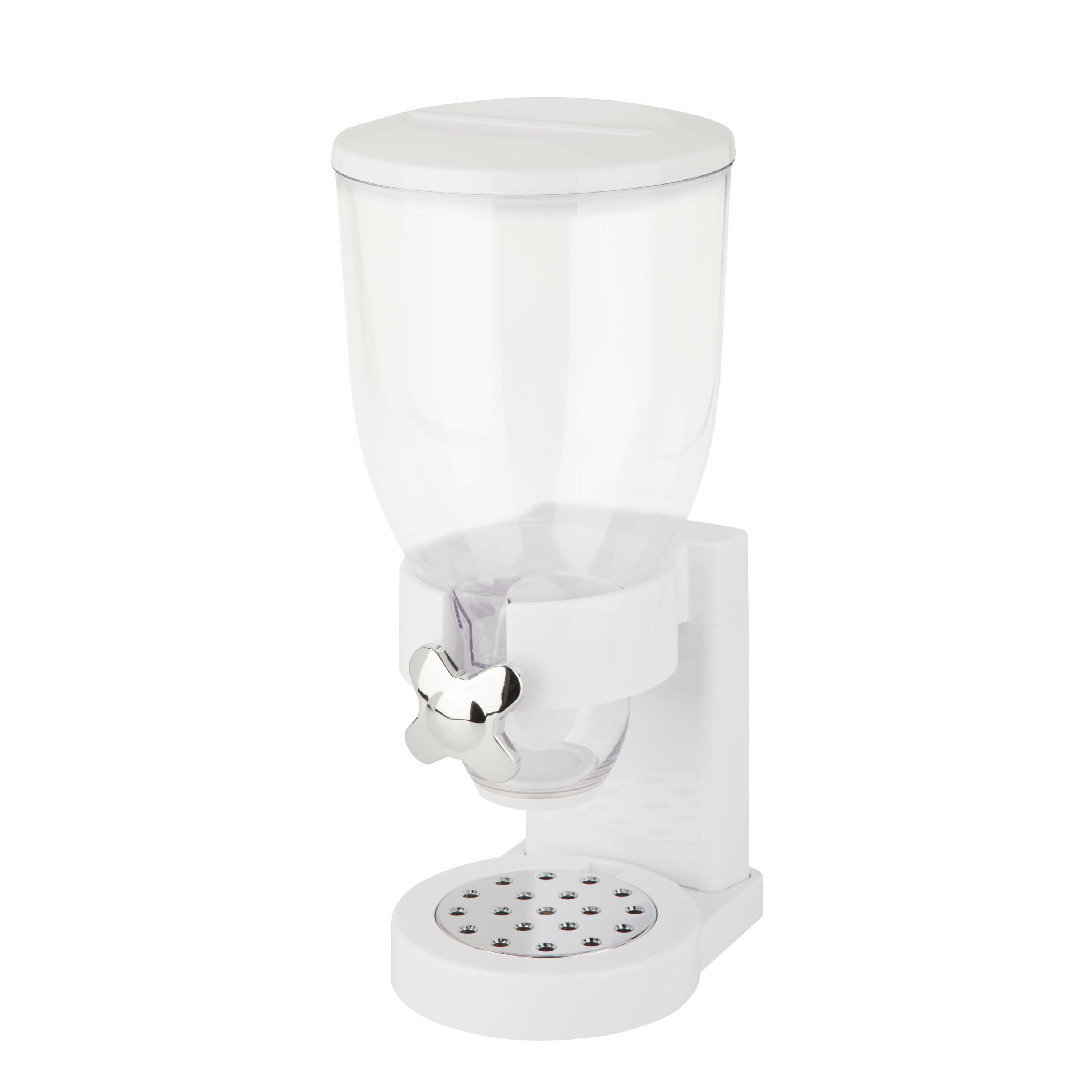 Single dry food cereal dispenser reviews joss main ccuart Image collections