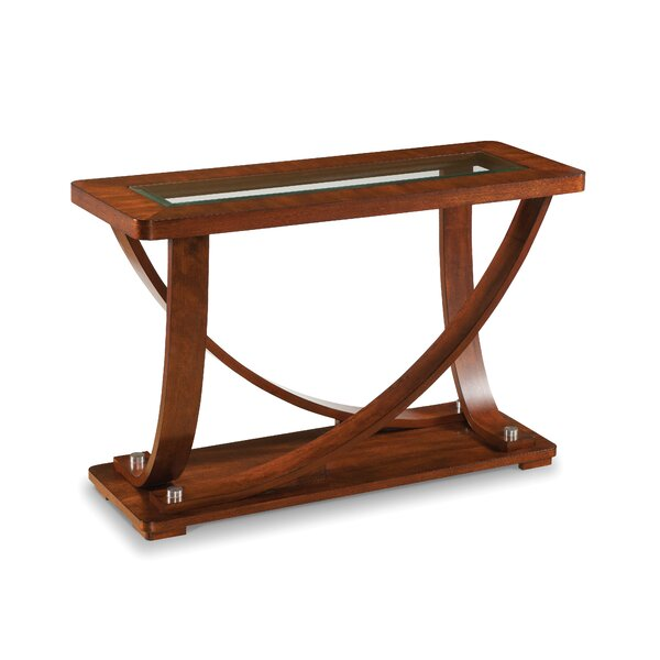 Review Crestside Console Table