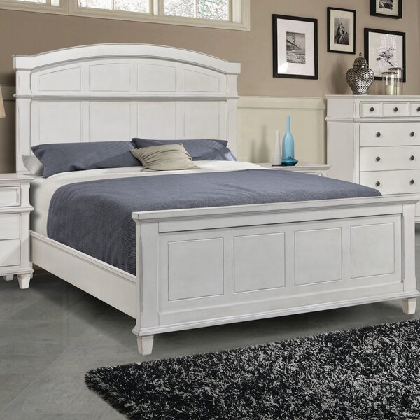 Lexie Standard Bed by Rosecliff Heights