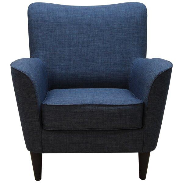 Bottomley Armchair by Mercury Row