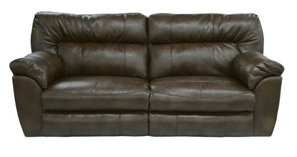 Nolan Extra Wide Reclining Sectional by Catnapper